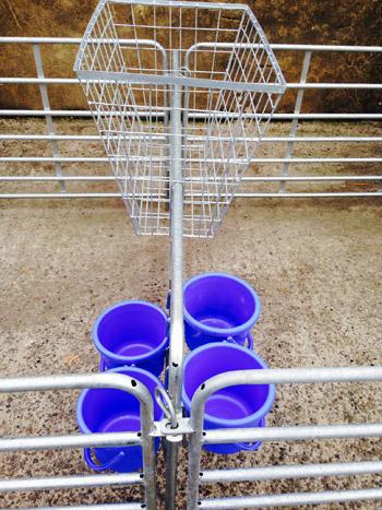 Hay Baskets 1
